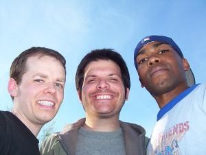 Patrick, Joe & Jamel