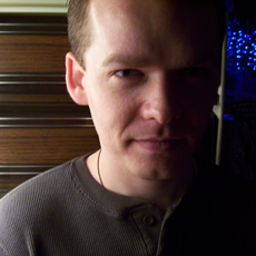 Patrick Barrett, Creative Director and Co-Founder